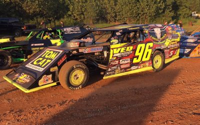 "Slade ""The Protégé"" Parsons Scores Career Best 4th At Cherokee Speedway"